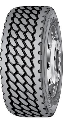 ST565 Wide Base Tires